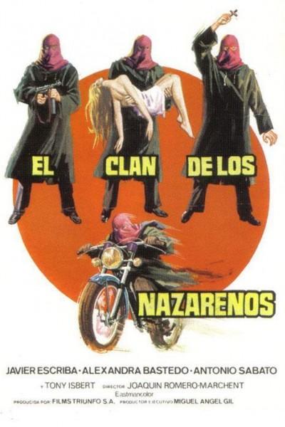 Caratula, cartel, poster o portada de El clan de los Nazarenos
