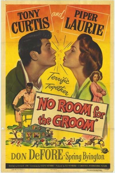 Caratula, cartel, poster o portada de Prohibido el paso al novio