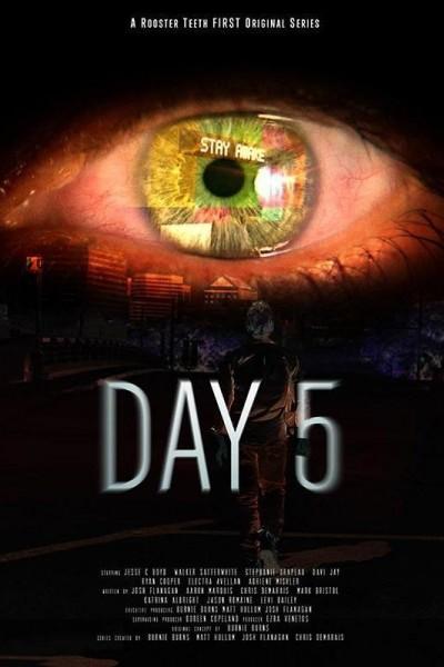 Caratula, cartel, poster o portada de Day 5