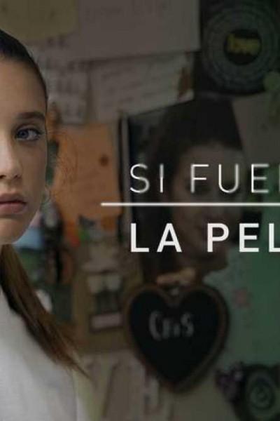 Caratula, cartel, poster o portada de Si fueras tú, la película