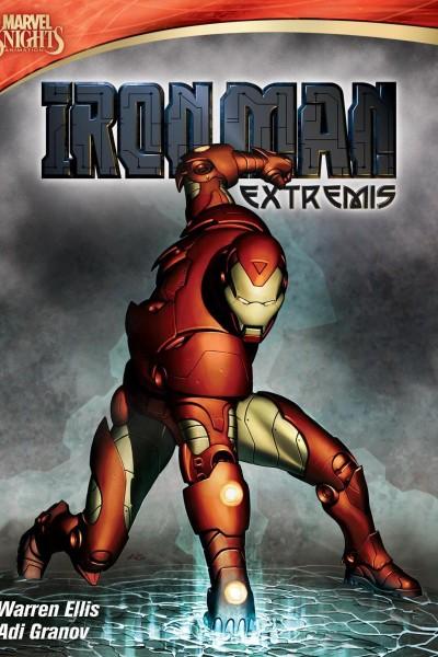 Caratula, cartel, poster o portada de Iron Man: Extremis
