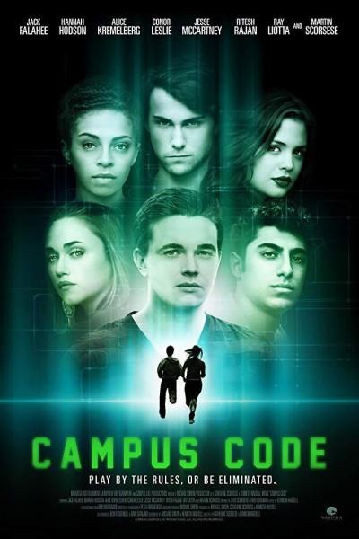 Caratula, cartel, poster o portada de Campus Code