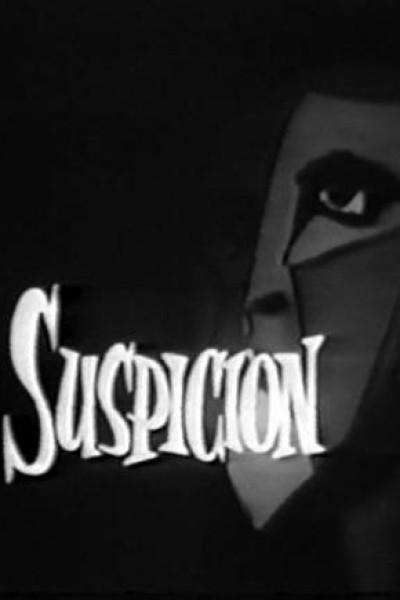 Caratula, cartel, poster o portada de Suspicion