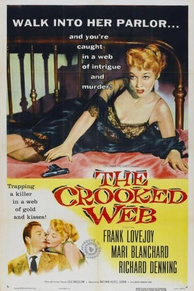 Caratula, cartel, poster o portada de The Crooked Web