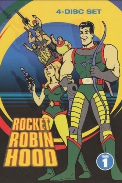 Caratula, cartel, poster o portada de Rocket Robin Hood
