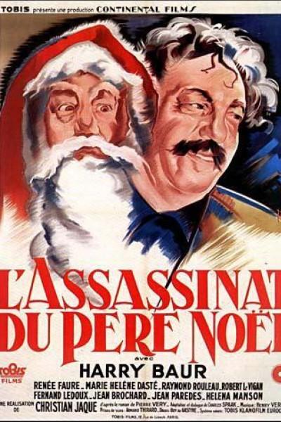 Caratula, cartel, poster o portada de L\'assassinat du Père Noël