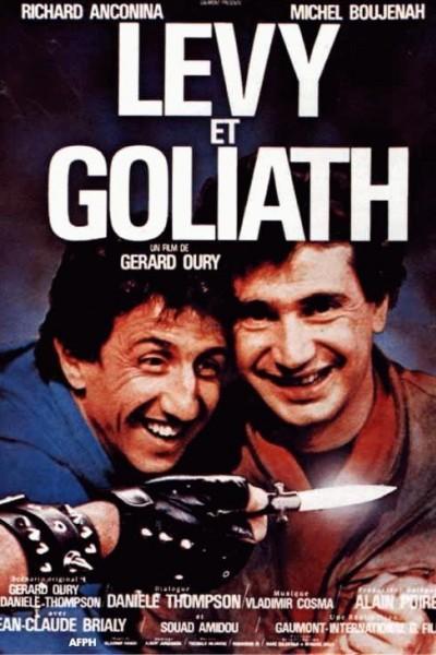 Caratula, cartel, poster o portada de Lévy y Goliath