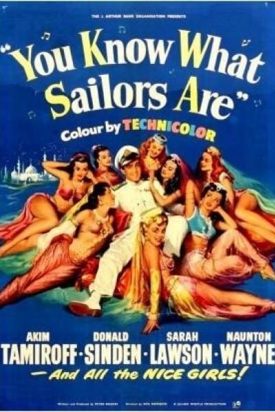 Caratula, cartel, poster o portada de You Know What Sailors Are