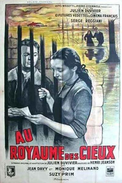 Caratula, cartel, poster o portada de Au royaume des cieux