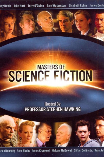 Caratula, cartel, poster o portada de Maestros de la ciencia ficción (Masters of Science Fiction)