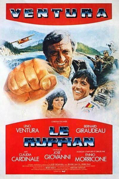 Caratula, cartel, poster o portada de El rufián