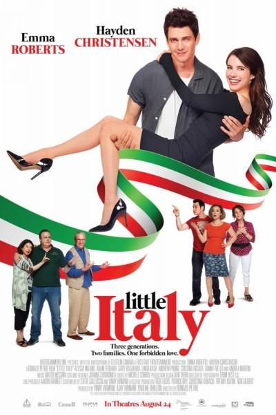 Caratula, cartel, poster o portada de Little Italy