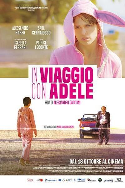 Caratula, cartel, poster o portada de In viaggio con Adele