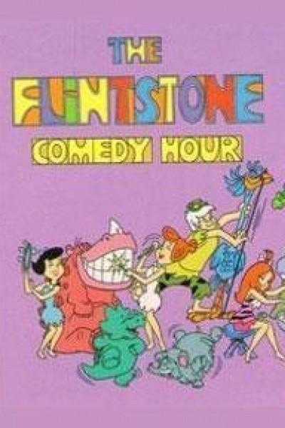 Caratula, cartel, poster o portada de The Flintstone Comedy Show