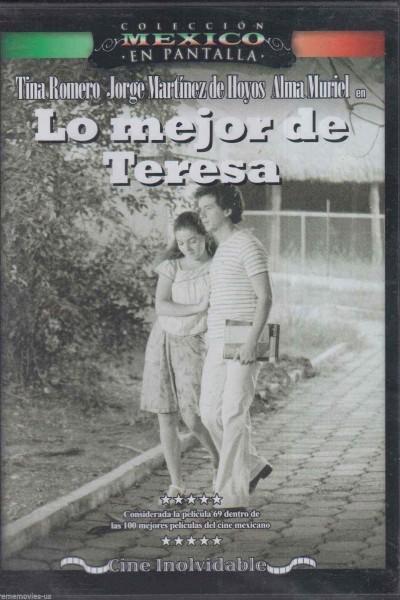 Caratula, cartel, poster o portada de Lo mejor de Teresa