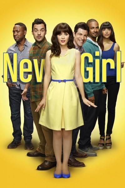 Caratula, cartel, poster o portada de New Girl
