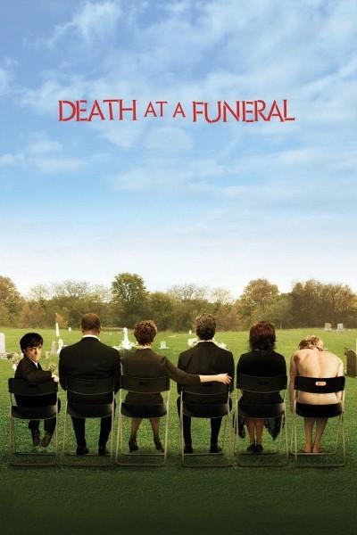 Caratula, cartel, poster o portada de Un funeral de muerte