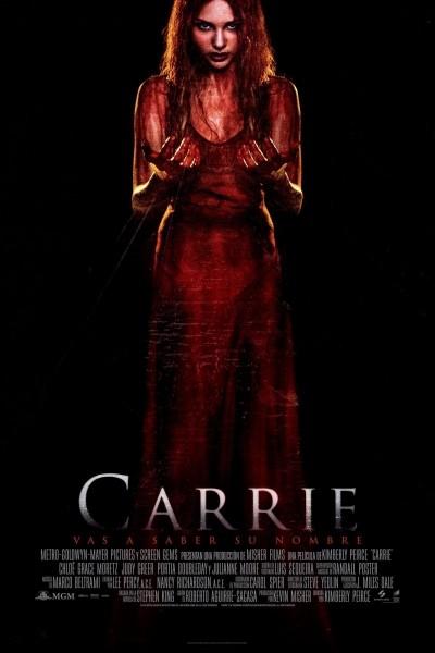 Caratula, cartel, poster o portada de Carrie