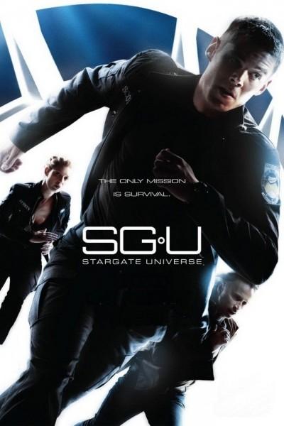 Caratula, cartel, poster o portada de Stargate Universe
