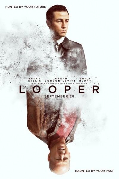 Caratula, cartel, poster o portada de Looper