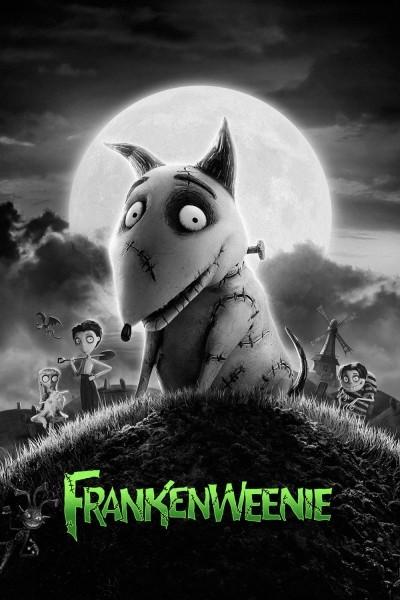 Caratula, cartel, poster o portada de Frankenweenie