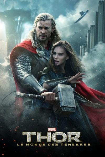 Caratula, cartel, poster o portada de Thor: El mundo oscuro