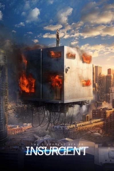 Caratula, cartel, poster o portada de La serie Divergente: Insurgente
