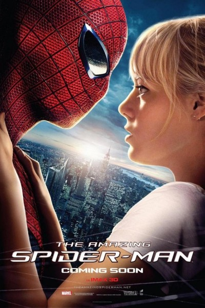 Caratula, cartel, poster o portada de The Amazing Spider-Man