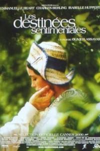 Caratula, cartel, poster o portada de Los destinos sentimentales