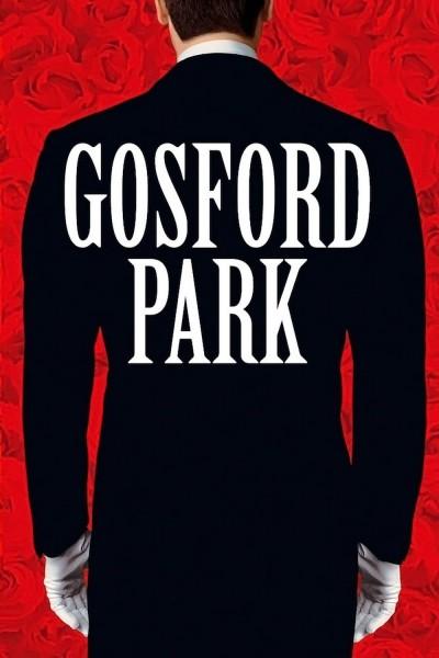 Caratula, cartel, poster o portada de Gosford Park
