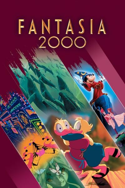 Caratula, cartel, poster o portada de Fantasía 2000