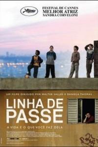 Caratula, cartel, poster o portada de Línea de pase (Linha de Passe)