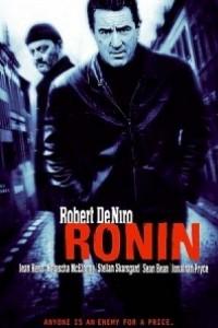 Caratula, cartel, poster o portada de Ronin