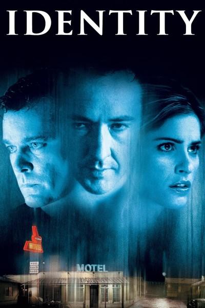 Caratula, cartel, poster o portada de Identidad