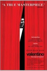 Caratula, cartel, poster o portada de Valentino, el último emperador