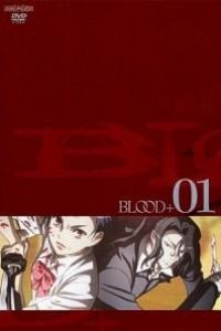 Caratula, cartel, poster o portada de Blood+