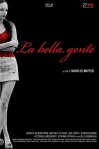 Caratula, cartel, poster o portada de La bella gente