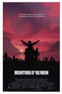 Caratula, cartel, poster o portada de Las montañas de la luna