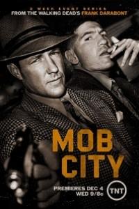Caratula, cartel, poster o portada de Mob City