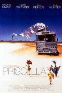Caratula, cartel, poster o portada de Las aventuras de Priscilla, reina del desierto