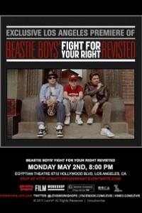 Caratula, cartel, poster o portada de Fight for Your Right Revisited