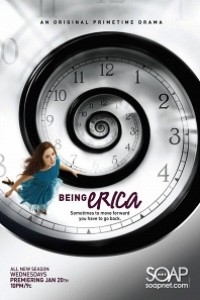 Caratula, cartel, poster o portada de Being Erica
