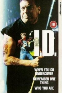 Caratula, cartel, poster o portada de I.D. (Identificación)