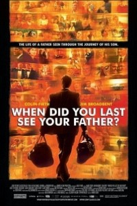 Caratula, cartel, poster o portada de And When Did You Last See Your Father?