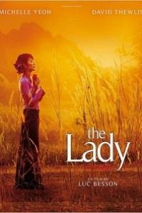 Caratula, cartel, poster o portada de The Lady