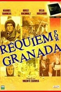 Caratula, cartel, poster o portada de Réquiem por Granada