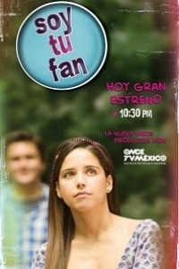 Caratula, cartel, poster o portada de Soy tu fan