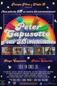 Caratula, cartel, poster o portada de Peter Capusotto y sus 3 dimensiones