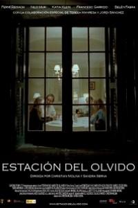 Caratula, cartel, poster o portada de La estación del olvido