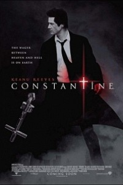 Caratula, cartel, poster o portada de Constantine